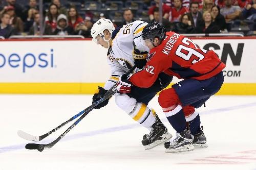 Sabres vs. Capitals preview: Kulikov, Gorges return