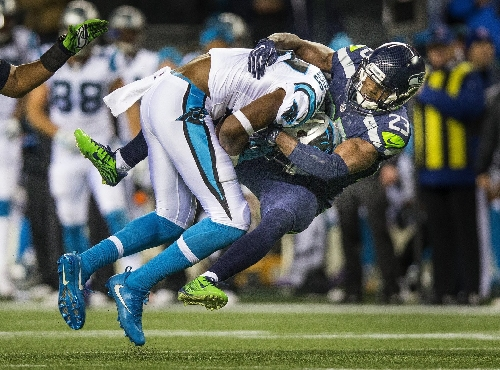 Seahawk safety Steven Terrell prepared to make a name for himself as Earl Thomas' replacement
