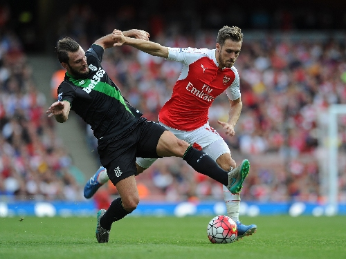 Arsenal vs Stoke City: What time does it start, what TV channel is it on, where can I watch it?