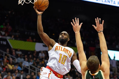 Hawks Look for Second Straight Win Against Milwaukee