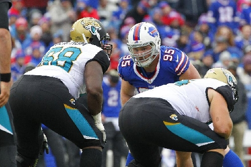Bills defensive tackle Williams questionable vs. Steelers The Associated Press