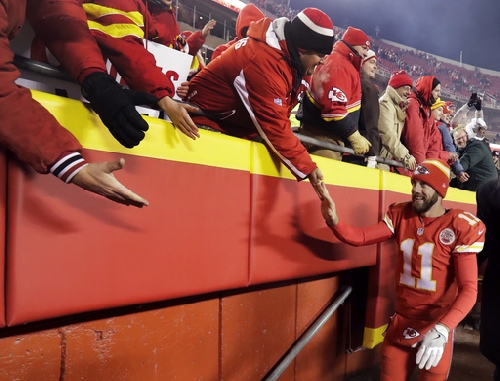 Chiefs keep up dominance of AFC West with win vs Raiders The Associated Press