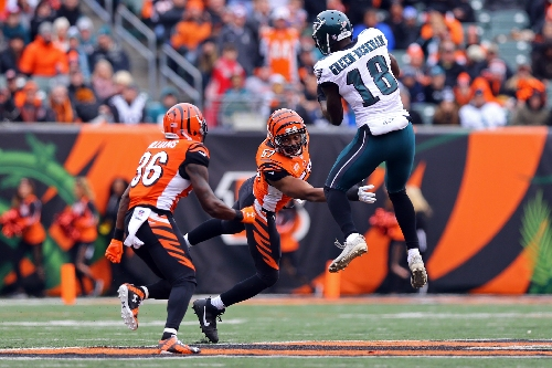 Eagles' Dorial Green-Beckham named 'Jerk of the week' by NY Daily News