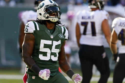 Jets Rule 6 Players Out For Sunday's Game In San Francisco