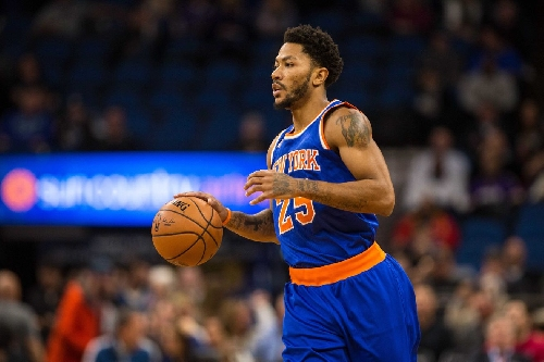 Derrick Rose will miss Friday's game, highlighting the Knicks' need for a third point guard
