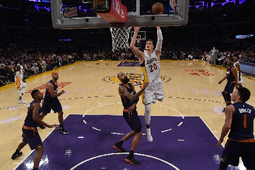 Lakers vs. Suns Game Preview: Cloudy skies in LA as Suns visit