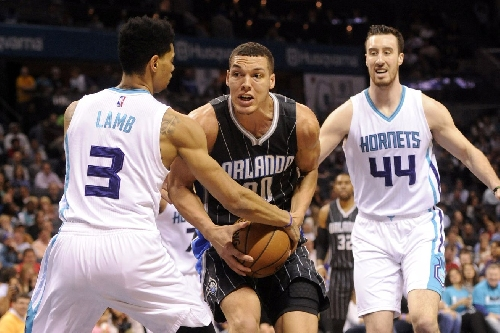Hornets hope to sneak past Magic unscathed