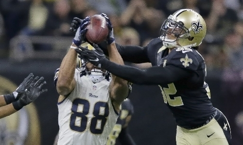 Saints take next-man-up approach to suspension of Kenny Vaccaro