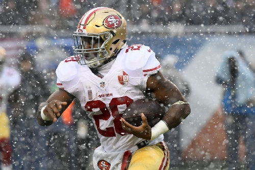 Carlos Hyde talks about pursuit of 1,000 yards rushing
