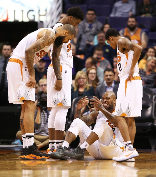 Long-time Suns long to win, keep playoff hope