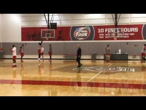 Ohio State basketball: Watch Buckeyes practice for Saturday's game vs. UConn