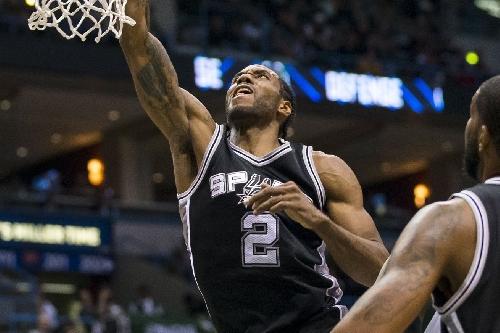 GIF Breakdown: The best plays of Spurs vs. Bulls