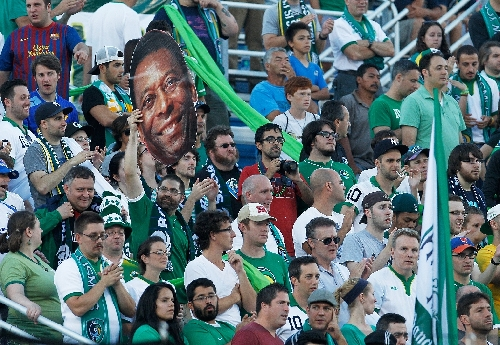 No place in MLS for troubled Cosmos - Garber
