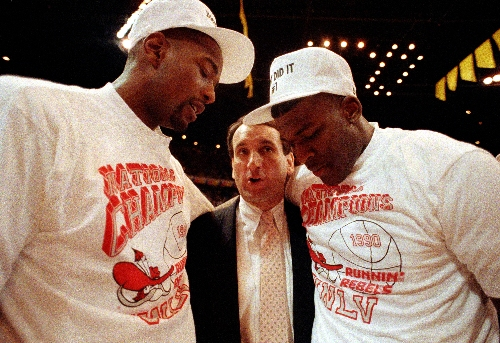 A look at the history between UNLV and Duke basketball — VIDEO