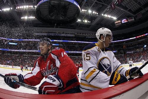 Sabres vs Capitals Game Thread