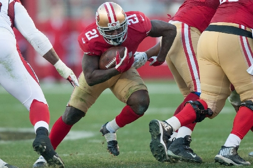 Hall of Fame voter makes case against Frank Gore on first ballot, but might not have watched him enough