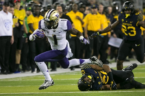 Huskies' John Ross named AP's Pac-12 offensive player of the year