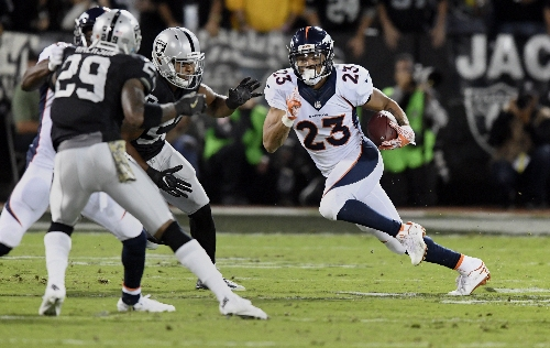 Between Devontae Booker's struggles, Justin Forsett's arrival, Broncos determined to revive a dead running game