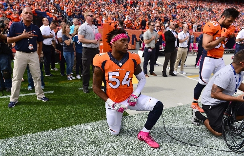 Broncos LB Brandon Marshall shares racist hate mail he's received