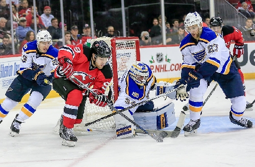 Devils flat again in 4-1 loss to Blues | Rapid reaction