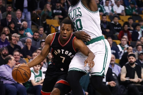 Kyle Lowry and Raptors Bury Celtics 101-94