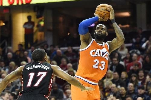 Final score: Cavaliers handle injured Miami Heat team in 114-84 win