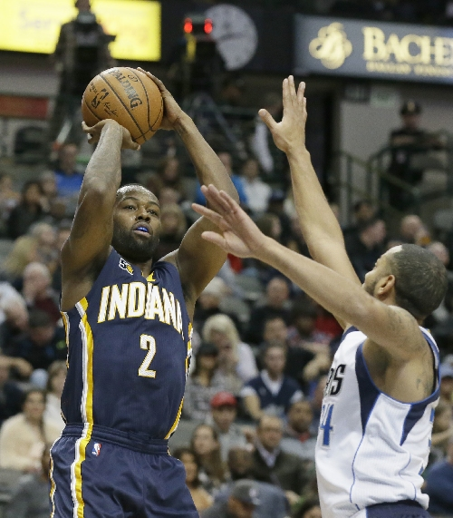 Pacers suffer disheartening loss at hands of lowly Mavericks