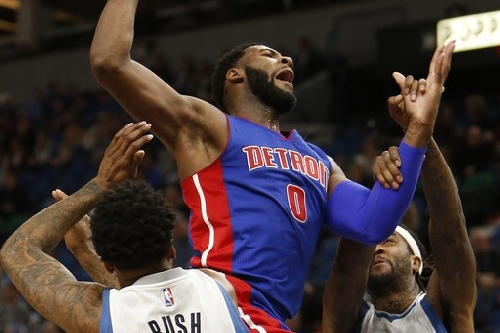 Pistons thump Timberwolves, 117-90 The Associated Press