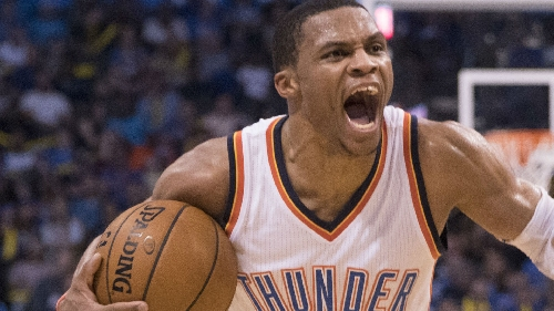 The Fifth Quarter: Russell Westbrook matches Michael Jordan with 7th straight triple-double