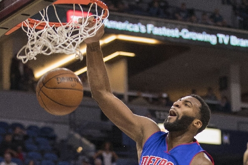 Pistons 117, Wolves 90: Drummond Dominates