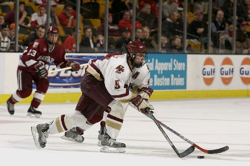Boston College Hockey vs Notre Dame: Game Time, How to Watch and More