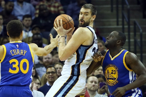Grizzlies vs. Warriors Game Preview