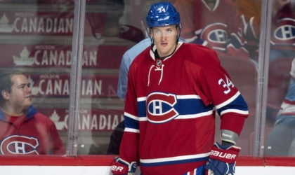 Game Day Mike McCarron could be in Canadiens lineup