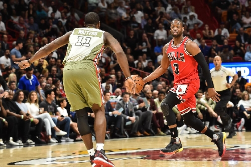 Game Preview: Heat head to Chicago for rematch against Dwyane Wade