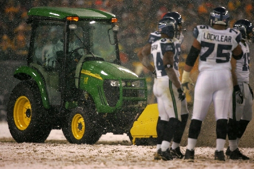 Seattle Seahawks at Green Bay Packers: How to wager the game