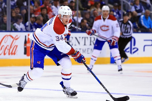 Habs lines versus the Avalanche: Michael McCarron and Mark Barberio to sit out after recall