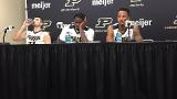 Purdue 77, Cleveland State 53: Boilermakers react