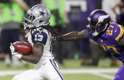 Giants catch break, Cowboys' dangerous return man left behind in Dallas