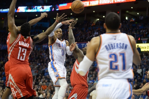 Oklahoma City Thunder vs. Houston Rockets player grades and analysis