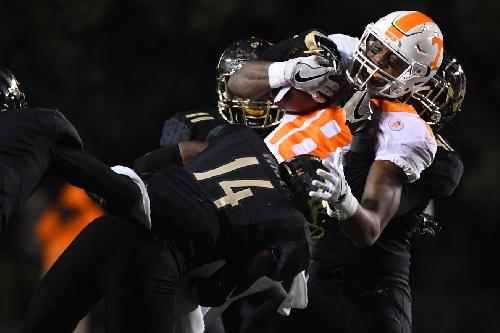 Lessons in Vanderbilt Football: Tennessee