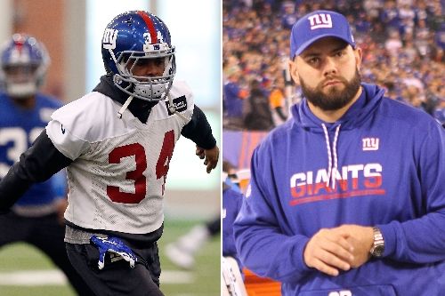 Giants get injury clarity, but not all the help they wanted