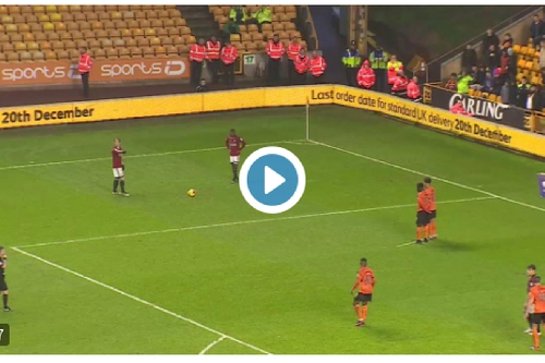 Tom Cairney has the goal of the year against Wolves