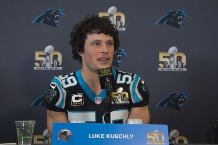 Kuechly remains in concussion protocol, out for Sunday