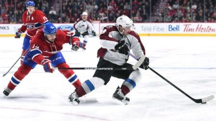 Liveblog: Colorado at Canadiens