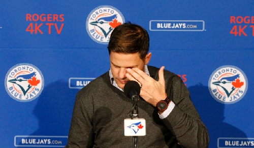 Simmons Says: Puzzling start to important Blue Jays off-season