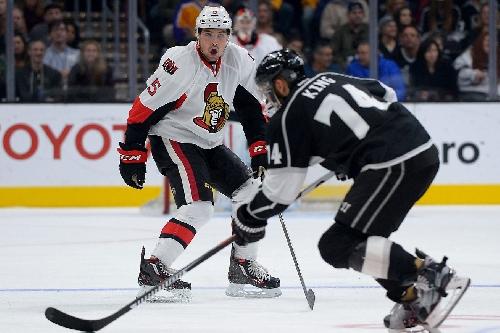 Rank the Performances, Game 28: Ottawa Senators @ Los Angeles Kings