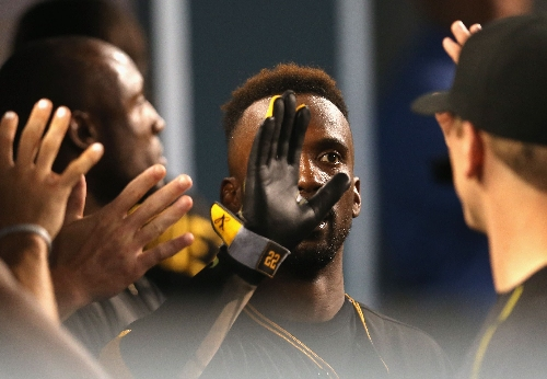 After trade talk quiets, Pirates teammates relieved Andrew McCutchen is in Pittsburgh