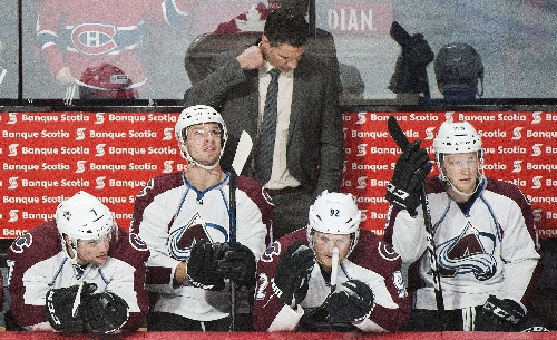 Avalanche meltdown in Montreal started from the outset