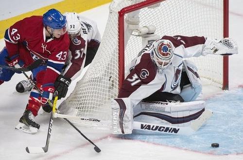 Pacioretty has 4 goals while Canadiens crush Avs 10-1 The Associated Press