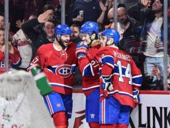 About last night … Canadiens destroy Colorado 10-1